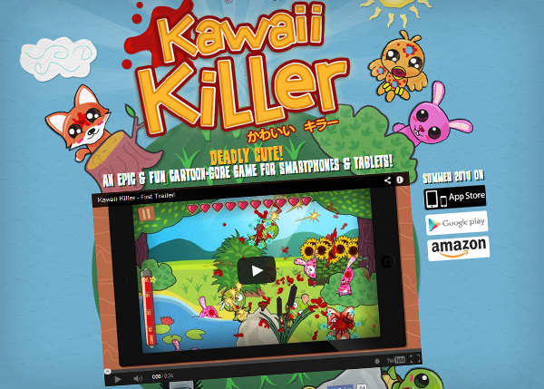 kawaii-killer-website